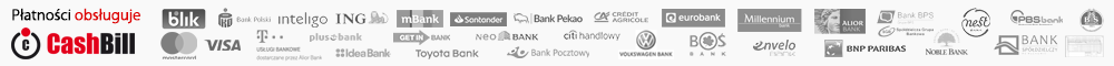 Płatności elektroniczne w iziSklepie CashBill